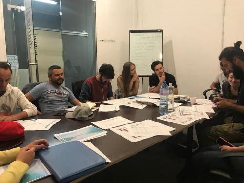 Infrustructure meeting-min