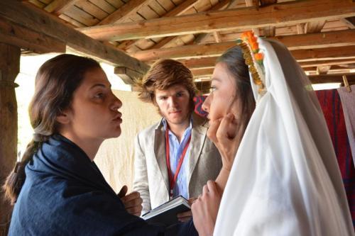 Niki interacting Rada Shibil-mother-min